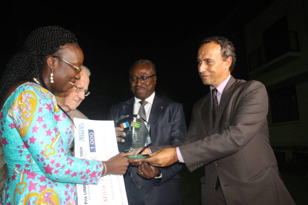 Remise du Prix littéraire 2016